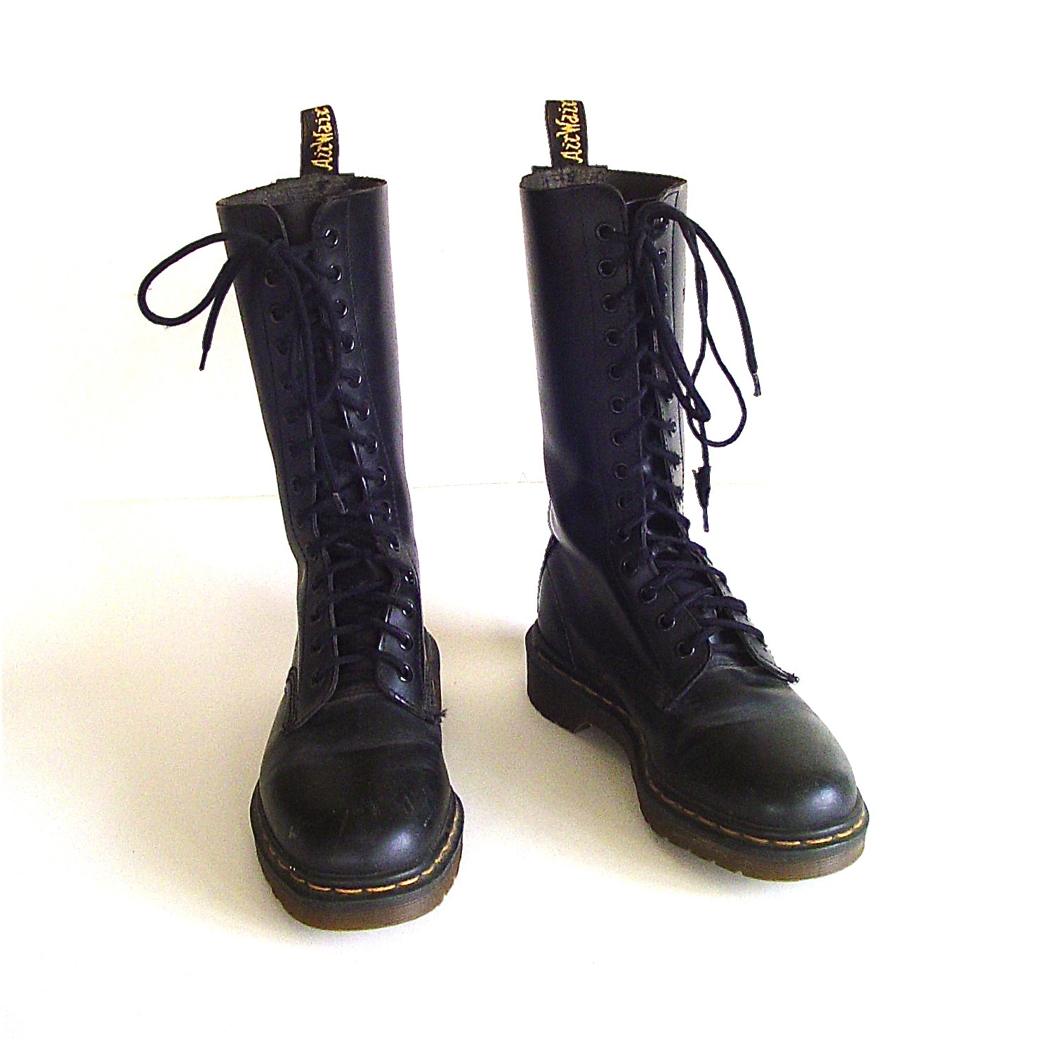 Combat Boots | thechicnotebook